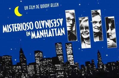 Un misterioso asesinato en Manhattan