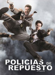 Policías de repuesto