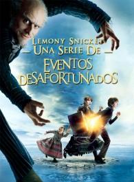 Lemony Snicket, una serie de eventos desafortunados