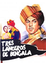Tres lanceros de Bengala