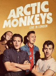 Arctic Monkeys Live in London