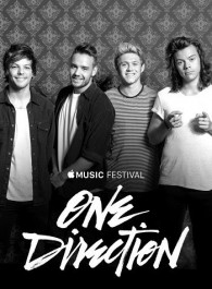 One Direction Live at Apple Music Festival 2015