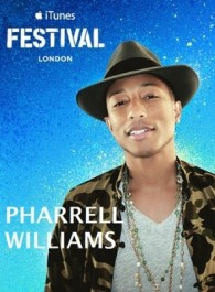 Pharrell Williams Live at iTunes Festival 2015
