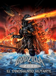 Godzilla 2000: El dinosaurio mutante