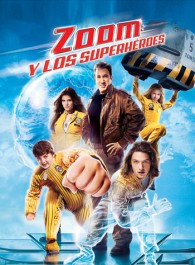 Zoom y los superhéroes