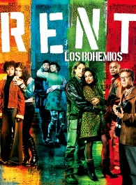 Rent: Los bohemios