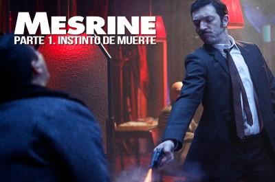 Mesrine: Parte 1. Instinto de muerte