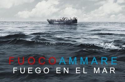 Fuocoammare: Fuego en el mar