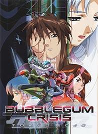 Bubblegum Crisis: Tokyo 2040