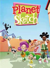 Planeta Sketch